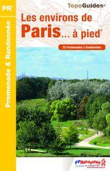 Topoguide PR Les environs de Paris FFrandonnée