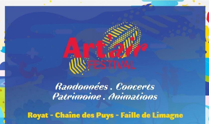 Art'Air Festival en Auvergne, 9ème éd.
