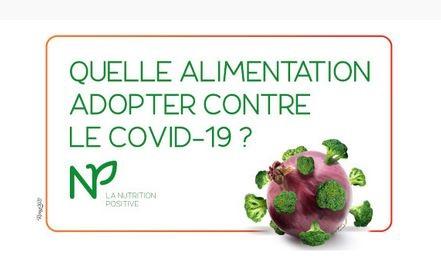 Quelle alimentation contre le coronavirus (Covid-19) ?