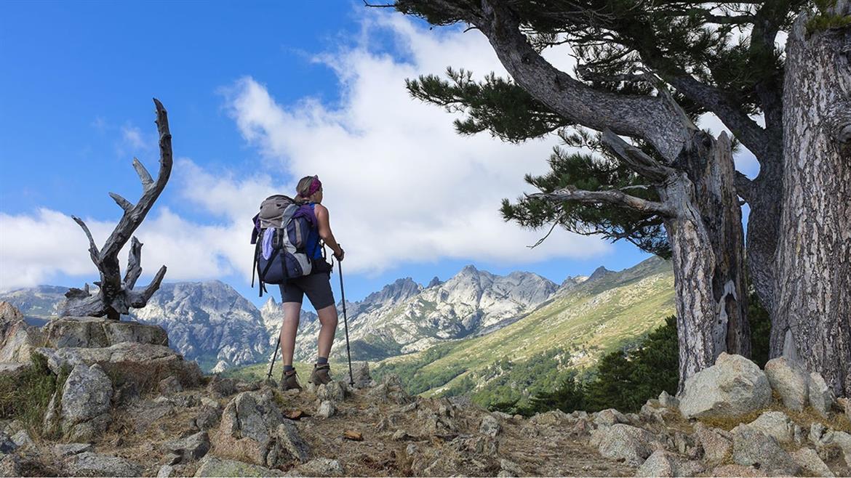Concours-photo du GR® 20, sentier mythique de Corse