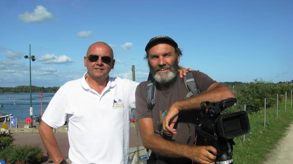 Filmer la Bretagne par le sentier des douaniers GR® 34