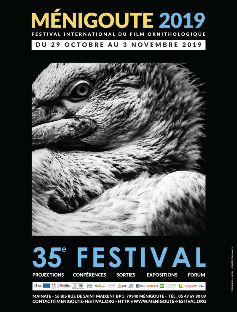 Le Festival international du film ornithologique de Ménigoute, 35ème éd.