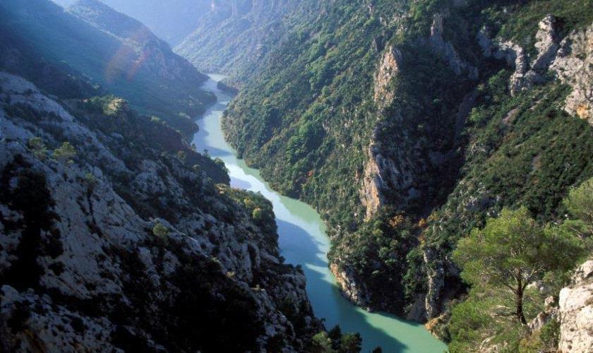 Itinérance douce dans le Parc naturel régional du Verdon
