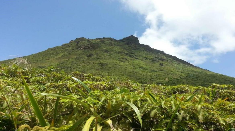 En Guadeloupe, l'accès à la Soufrière est règlementé