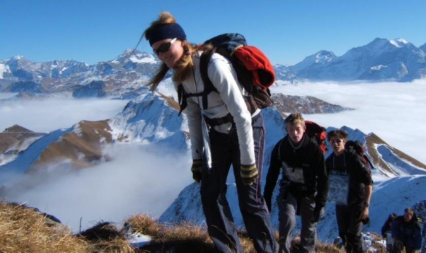 Rendre la montagne plus attractive pour les jeunes