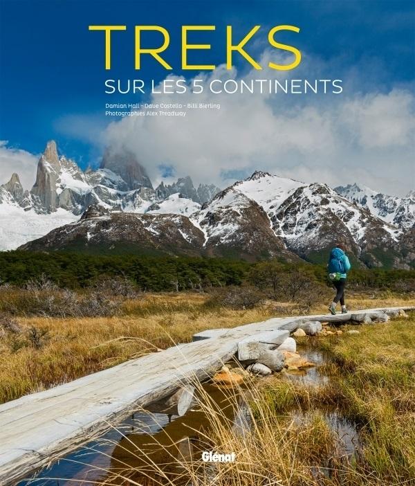 Livre : « Treks sur les 5 continents »
