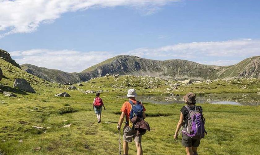 Sillonner les sentiers du Parc national du Mercantour