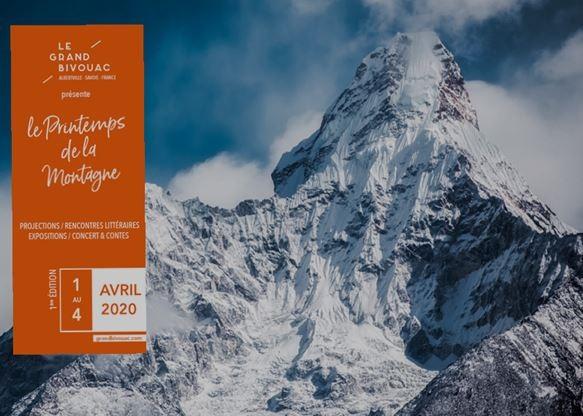 Le « Printemps de la Montagne » 1er – 4 avril 2020