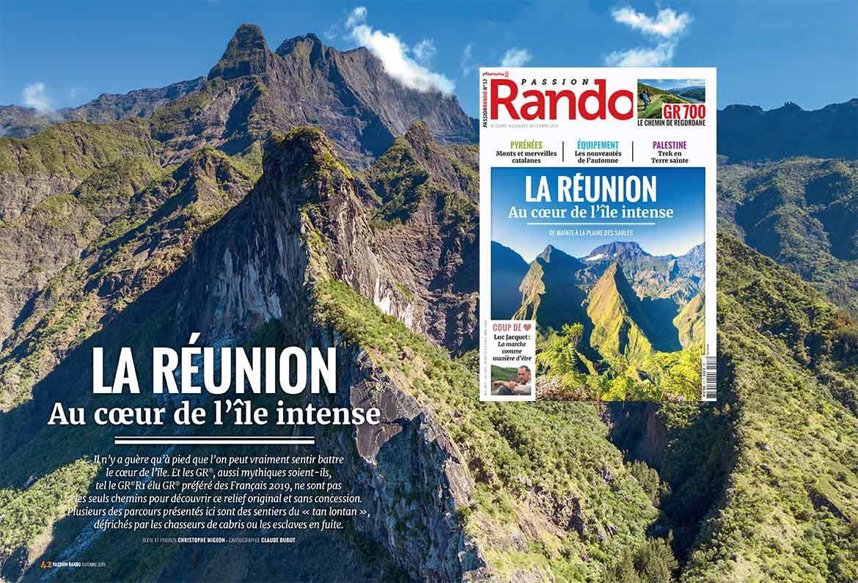 La Réunion, destination automnale de Passion Rando