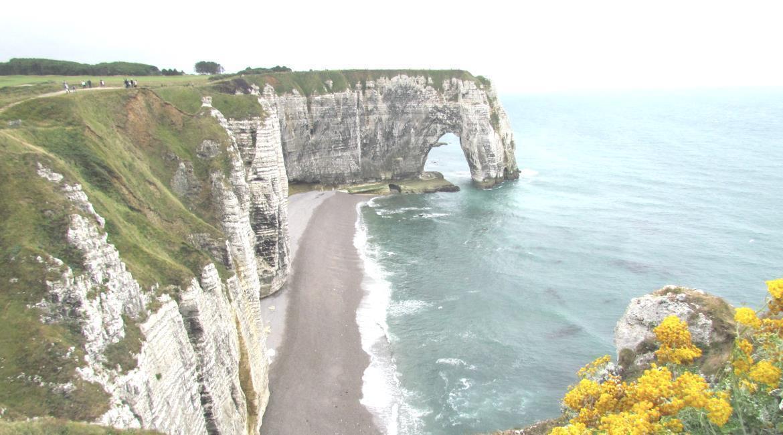 Huit randonnées au fil de l'eau sur les côtes de la Manche