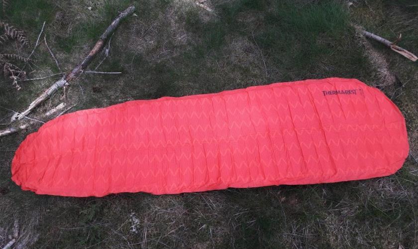 Test du matelas de randonnée Therm-a-Rest Prolite Apex