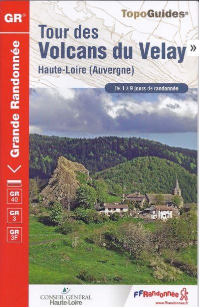 Le Tour des Volcans du Velay GR® 40