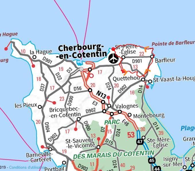 Une idée rando : le Tour du Val de Saire dans le Cotentin