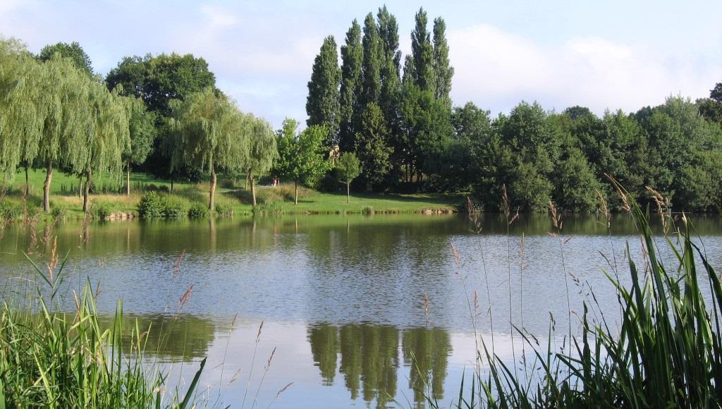 Randonner au pays de Pouzauges en Vendée