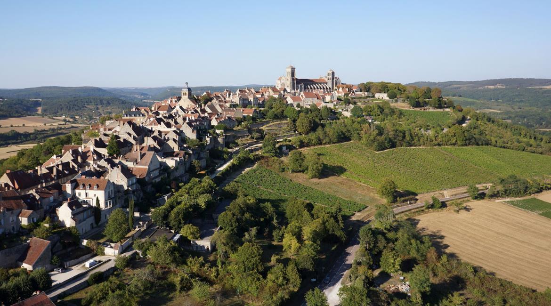 """En Côte d'Or, le GR® 213 A devient le GR® 213 """"Fontenay-Vézelay"""""""